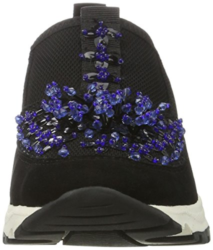 Carvela Lola Np - Zapatillas de casa Mujer Schwarz (Black)