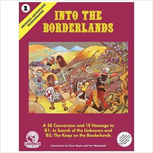 Into The Borderlands by Amazon