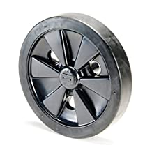 12'' Bi-Material Wheel for 95 GAL Wheeled Bins for 7/8'' Axle