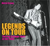 Legends on Tour, Martin Creasy, 0752442759