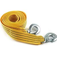 Varshine 4M Long Car Tow Cable (Yellow)