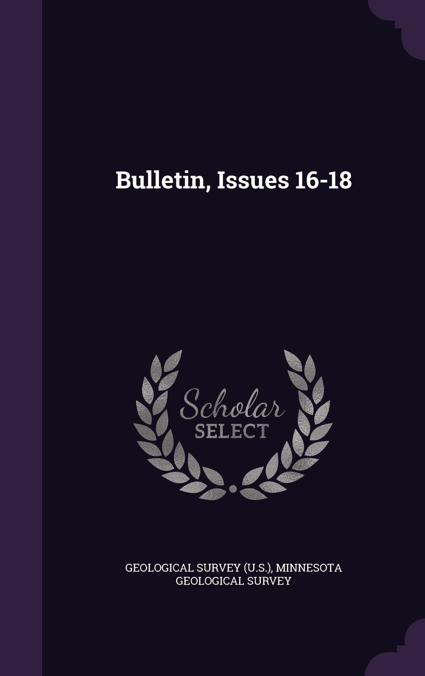 Download Bulletin, Issues 16-18 ebook