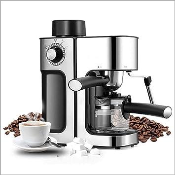 DSKJ Maquina De Cafe Cafetera Automática De Presión De Bomba De Café Espresso: Amazon.es: Hogar