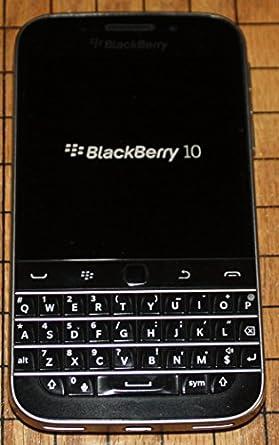 Amazon.com: BlackBerry Classic SQC100-4 16GB Unlocked GSM ...