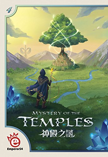 Mystery of the Temples by Deep Water Games