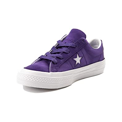 5caea0e1f44c ... coupon code for converse one star ox court fashion sneakers purple  white white size 1.5 little