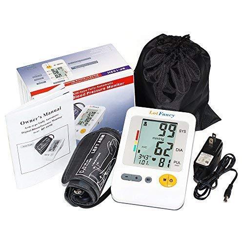 LotFancy Pressure Monitor, Upper , Sphygmomanometer