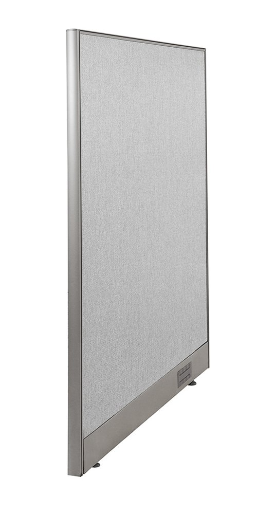 GOF Wall Mounted Office Partition, 30W x 48H / Office Panel, Room Divider (30W X 48H)