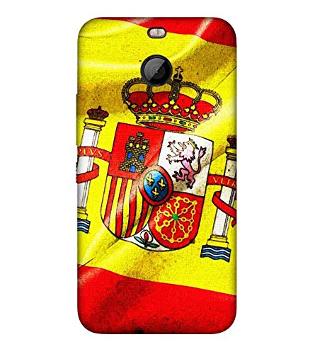 For Htc Bolt Lion Printed Cell Phone Cases Flag Mobile