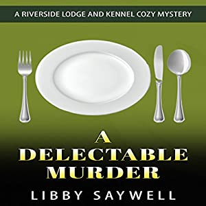 A Delectable Murder Audiobook