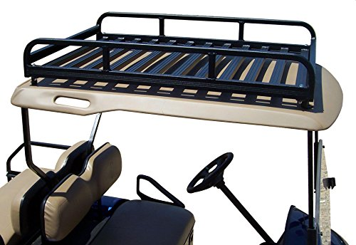Custom Cart Roof Rack By Great Day CCRR750 by Great Day