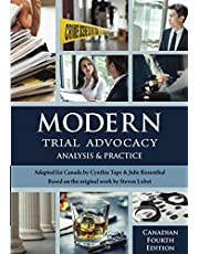 Modern Trial Advocacy: Analysis and Practice, Canadian Fourth Edition