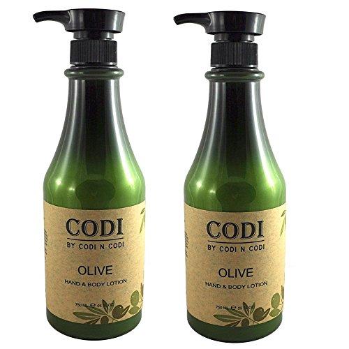 Codi Olive Hand Lotion 750ml product image