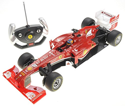 AMPERSAND SHOPS Fast 1:12 Scale Formula One F1 RTR Licensed Ferrari F138 Electric RC Car Big Size