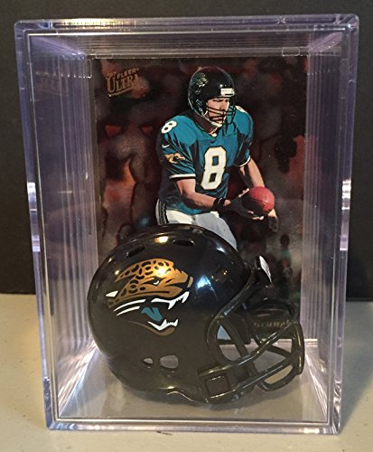 d7d23790 Amazon.com: Jacksonville Jaguars NFL Throwback Helmet Shadowbox w ...