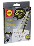 Best ALEX Toys ALEX Toys Gift For 8 Year Old Boys - ALEX Toys Secret Marker Kit Review