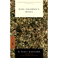King Solomon's Mines (Modern Library Classics)