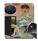 5134qHiWjhL. SL160  - AliBli Large Gaming Mouse Pad XXL & Mouse Pad Black Extended Mat 90x40