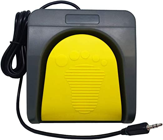 FS2016_35A 250 V interruptor de pedal mecánico para máquina de ...
