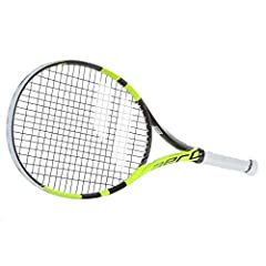 The Babolat Pure Aero Lite 2016 is an improved update of the AeroPro Lite, It is a lighter, more powerful version of the racquet used by Raphael Nadal. The Lite is ghas good power, maneuverability, light weight, comfort and control. A terrifi...