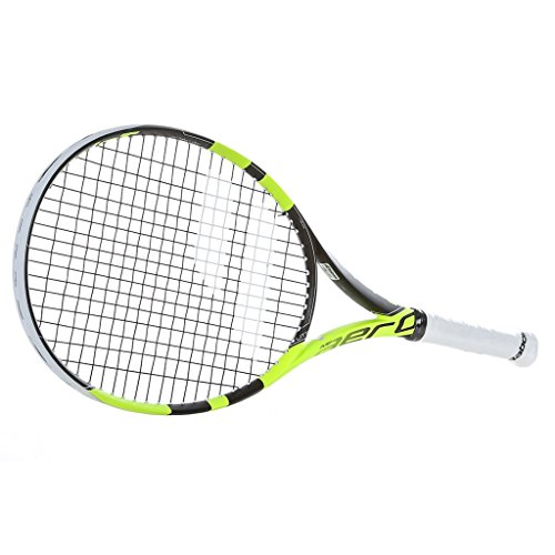 Babolat 2018 Pure Aero Lite Tennis Racquet - Quality String (4-1/4) (Best Control Tennis Racquets 2019)