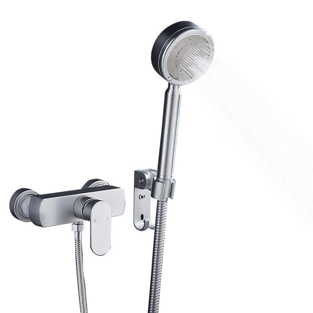HY Shower Head Space Aluminum Faucet Shower Shower Head Shower Booster Shower