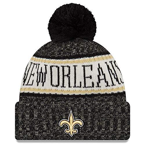 The Mass NFL 2019 On Field Sideline Sport Knit (New Orleans Saints)
