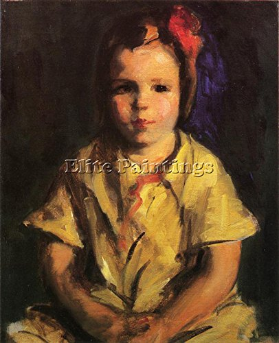COINTH LOVIS PORTRAIT OF FAITH ARTIST PAINTING REPRODUCTION HANDMADE OIL CANVAS 20x16inch MUSEUM QUALITY by Elite-Paintings