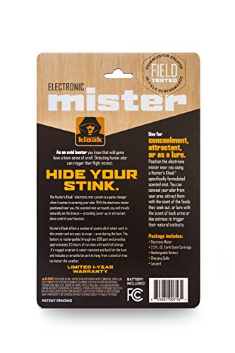 Hunter's Kloak Gen 2 Kloak Mister by Hunter's Kloak (Image #1)