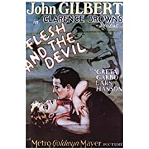 The Flesh and the Devil POSTER Movie (27 x 40 Inches - 69cm x 102cm) (1926) (Style B)