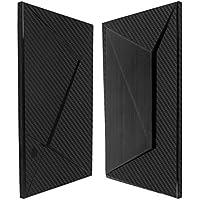 Skinomi Nvidia Shield Tv Carbon Fiber Full Body, TechSkin Carbon Fiber Skin for Nvidia Shield Tv
