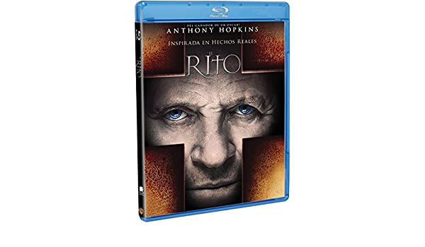 Amazon.com: El Rito (Blu-Ray) (Import Movie) (European Format - Zone B2) (2011) Anthony Hopkins; Alice Braga; Ciaran Hinds: Movies & TV