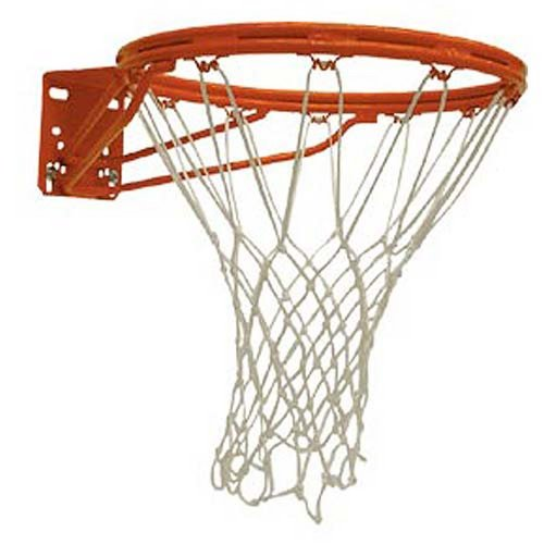 (Spalding Super Goal II Double Ring Fixed Basketball Rim )