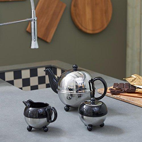 Bredemeijer Cosy Creamer Black 1418z Serveware Beverage Serveware