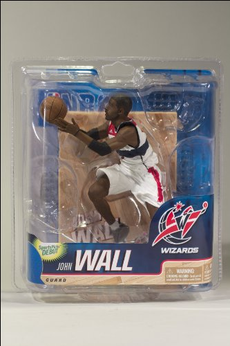 NBA Washington Wizards McFarlane 2012 Series 20 John Wall Action Figure