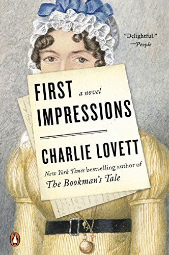 Impressions Book (First Impressions: A Novel of Old Books, Unexpected Love, and Jane Austen)
