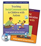 Teaching Social Communication to Children with Autism: A Practitioner's Guide to Parent Training / A Manual for Parents (2 Volume Set)