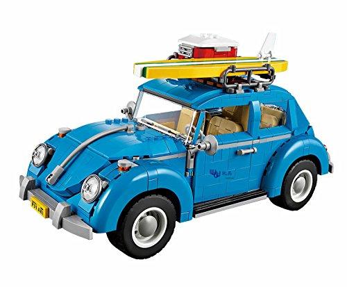 Yile 003 Creator Series City Car Beetle Building Blocks 10252 lepin technic bricks 21003 action figure vehicle toys for children