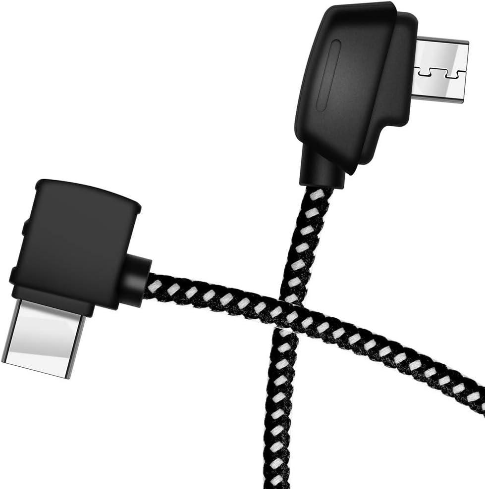 Cable Micro-AB a USB-C para Drone (conector tipo C)