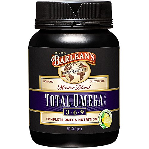 2 PACK: Total Omega 3-6-9 Lemonade Flavor - Softgels - 90 ct.
