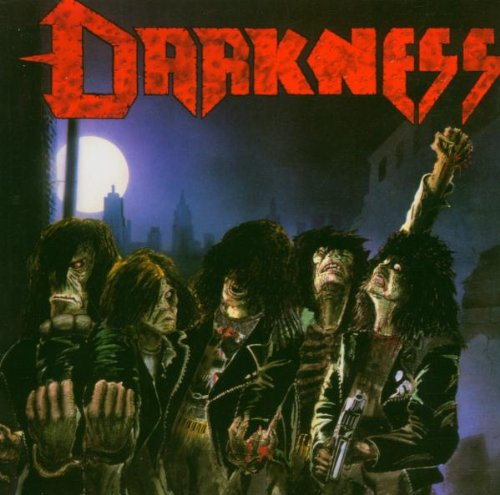 CD : The Darkness - Death Squad (CD)