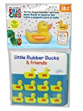 The World of Eric Carle, Duckie Bath Book and Squirty Toy Set