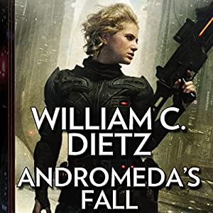 Andromeda's Fall Audiobook