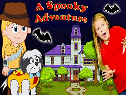 A Spooky Adventure (Engineering Family Halloween)