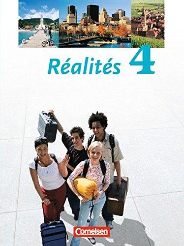 Réalités - Aktuelle Ausgabe: Band 4 - Schülerbuch: Kartoniert