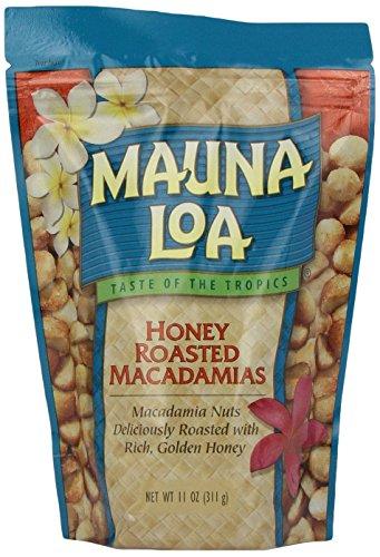 Mauna Loa Macadamia Nuts Honey Roasted 2 - Loa Mauna Honey Roasted