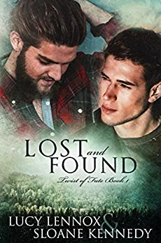 Lost and Found (Twist of Fate, Book 1) by [Lennox, Lucy, Kennedy, Sloane]