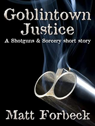book cover of Goblintown Justice