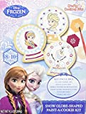 Crafty Cooking Kits Disney Frozen Snow Globe Kit, Sugar Cookie, 9.5 Ounce