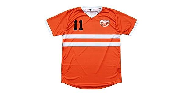 0e13ae0fd69 LA Aztecs George Best Soccer Jersey